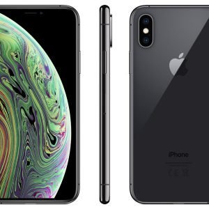 Apple Iphone Xs 64gb Space Grey Puhelin