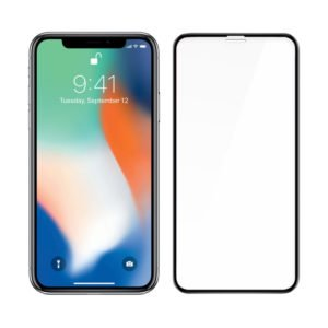 Apple Iphone Xs Max / 11 Pro Max Panssarilasi 3d Full Cover