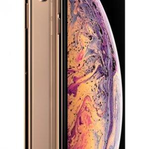 Apple Iphone Xs Max 256gb Gold Puhelin