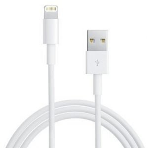 Apple Lightning to USB A MD818M/A 1M for iPhone 5
