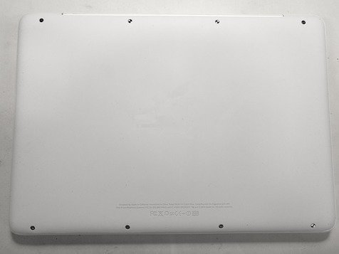 Apple Macbook 13 A1342 Pohjalevy""