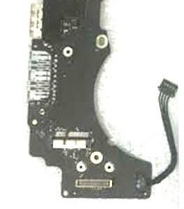 Apple Macbook Pro 15 A1398 I/O Board 2015""