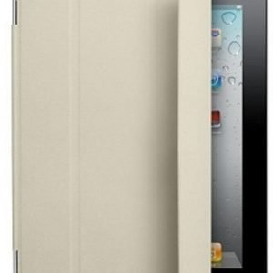Apple Smart Cover for iPad2 & iPad3 & iPad4 Leather Cream