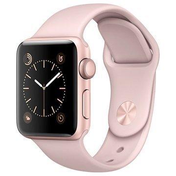 Apple Watch 2 MNNY2ZD/A Urheiluranneke 38mm Ruusukulta