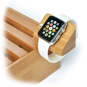 Apple Watch All-Dock Teline Bambu