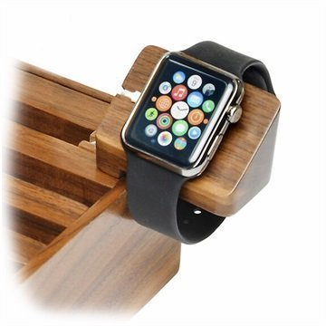 Apple Watch All-Dock Teline Pähkinäpuu
