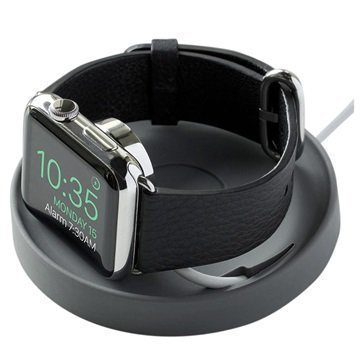 Apple Watch Bluelounge Kosta Latausasema Tummanharmaa