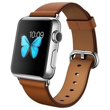 Apple Watch Classic MLCL2FD/A 38mm Saddle Brown