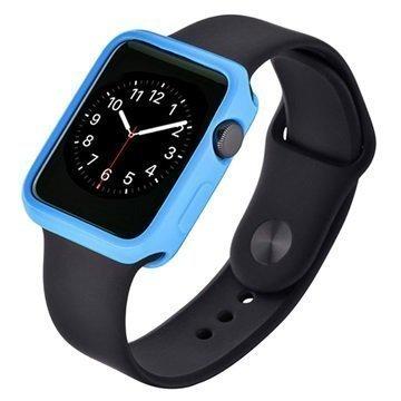 Apple Watch Devia Erittäin Ohut TPU Kotelo 38mm Sininen
