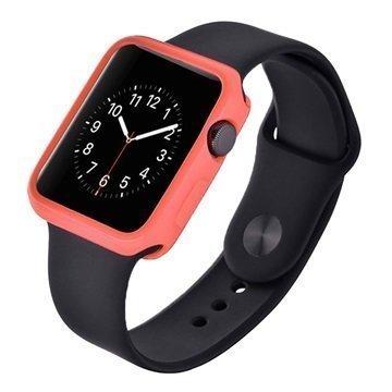 Apple Watch Devia Erittäin Ohut TPU Kotelo 42mm Vaaleanpunainen