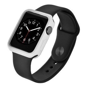Apple Watch Devia Erittäin Ohut TPU Kotelo 42mm Valkoinen