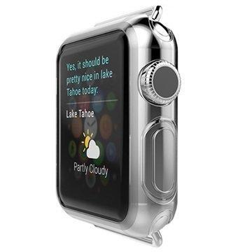 Apple Watch Hoco Erittäin Ohut TPU Kotelo 42mm Läpinäkyvä