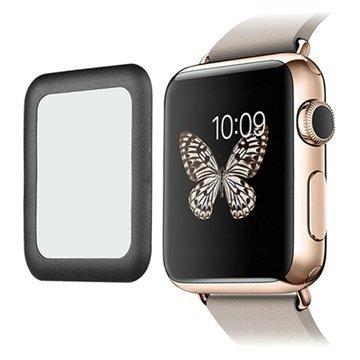 Apple Watch Link Dream Karkaistu Lasi Näytönsuoja 38mm Musta