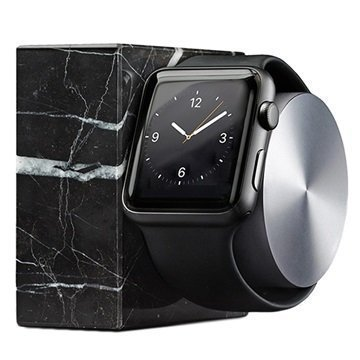Apple Watch Native Union Marble Edition Telakka Musta