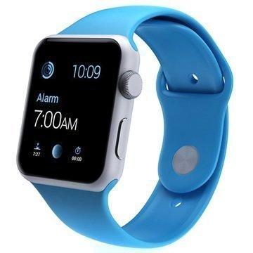Apple Watch Sport Kello MLCG2FD/A Alumiini 38mm Sininen