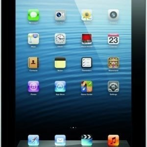 Apple iPad 16GB Wifi (4th Generation) Black