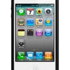 Apple iPhone 4 & 4S Bumper Black