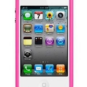 Apple iPhone 4 & 4S Bumper Pink