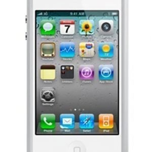 Apple iPhone 4 & 4S Bumper White