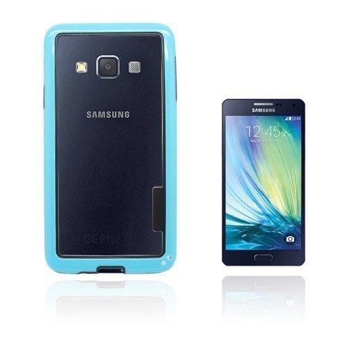 Arc Edge Samsung Galaxy A3 Bumper Suojakehys Sininen