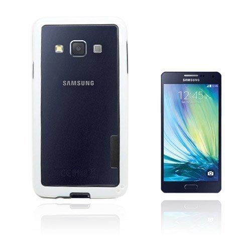 Arc Edge Samsung Galaxy A3 Bumper Suojakehys Valkoinen
