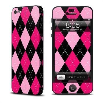 Argyle Style iPhone 5