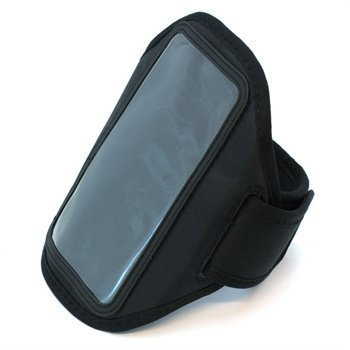 Armband Samsung Galaxy S3 i9300 iPhone 5 / 5S Black
