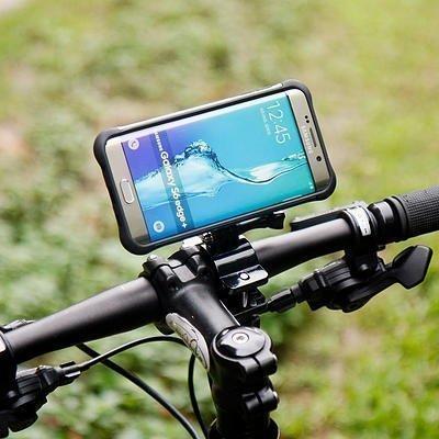 Armor-X Samsung Galaxy S6 Edge Plus Rugged suojakotelo Tummansininen