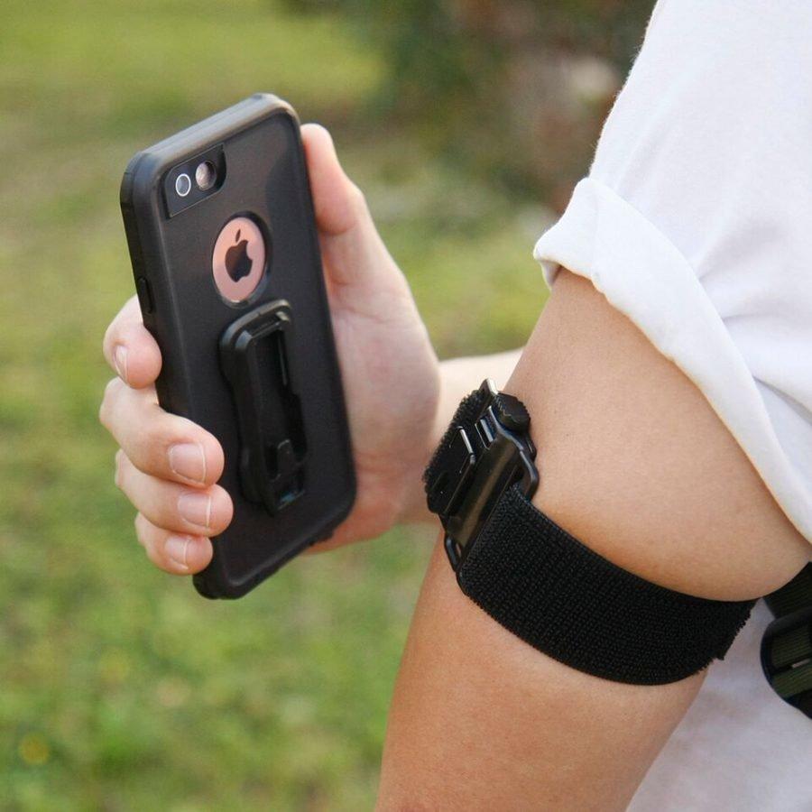 Armor-X iPhone 6 Plus / 6S Plus IPX7 Vedenkestävä suojakotelo MX-AP5S-BK