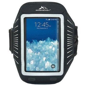 Armpocket Racer's Edge Universal Armband S Black