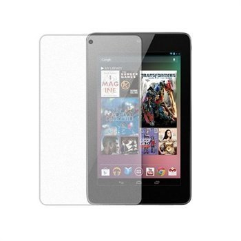 Asus Google Nexus 7 Näytön Suojakalvo Kirkas