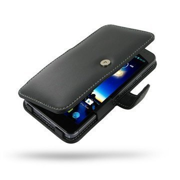 Asus PadFone Infinity PDair Leather Case 3BASFPB41 Musta