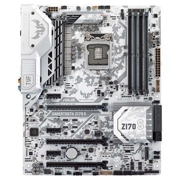 Asus Sabertooth Z170 S Motherboard / Mainboard ATX