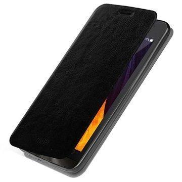 Asus Zenfone 2 ZE551ML Zenfone 2 ZE550ML Mofi Rui Series Läppäkuori Musta