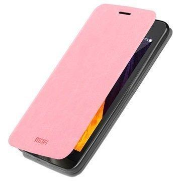 Asus Zenfone 2 ZE551ML Zenfone 2 ZE550ML Mofi Rui Series Läppäkuori Pinkki