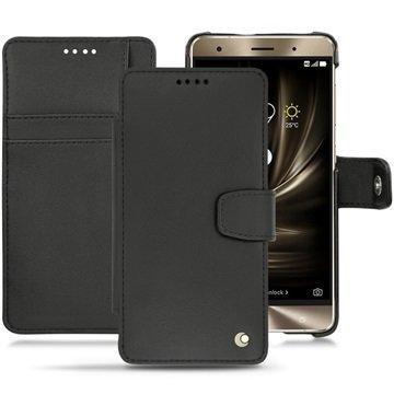 Asus Zenfone 3 Deluxe ZS570KL Noreve Tradition B Wallet Case Black