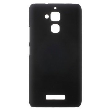 Asus Zenfone 3 Max ZC520TL Kumipinnoitettu Suojakuori Musta