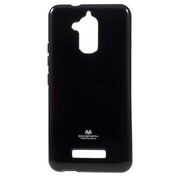 Asus Zenfone 3 Max ZC520TL Mercury Goospery TPU Case Black