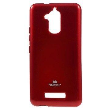 Asus Zenfone 3 Max ZC520TL Mercury Goospery TPU Case Red