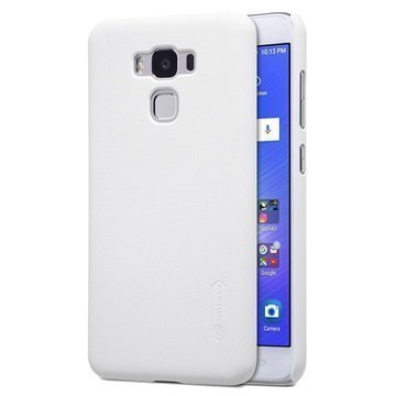 Asus Zenfone 3 Max ZC553KL Nillkin Super Frosted Shield Kotelo Valkoinen