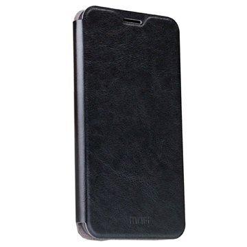 """Asus Zenfone 3 Ultra ZU680KL Mofi Rui läppäkotelo â"""" Musta"""