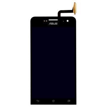 Asus Zenfone 5 LCD Näyttö Musta