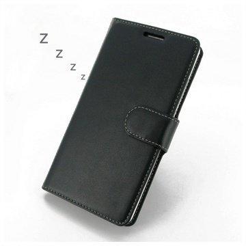 Asus Zenfone 6 PDair Leather Case NP3BASF6BX1 Musta