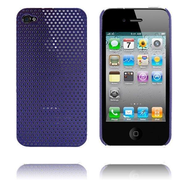 Atomic I4 Violetti Iphone 4 Suojakuori