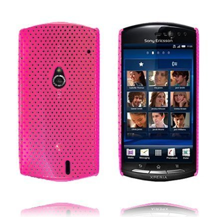 Atomic Pinkki Sony Ericsson Xperia Neo Suojakuori