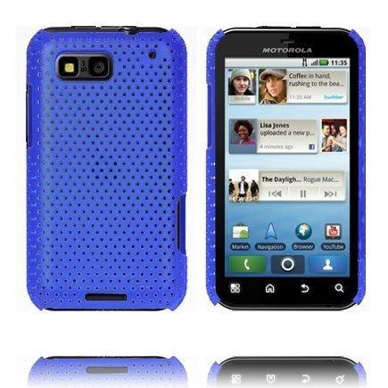 Atomic Sininen Motorola Defy Suojakuori