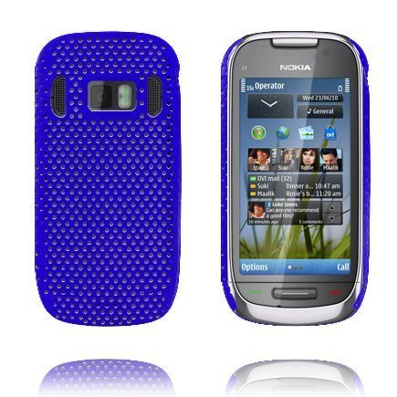 Atomic Sininen Nokia C7 Suojakuori