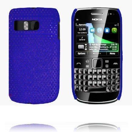 Atomic Sininen Nokia E6 Suojakuori