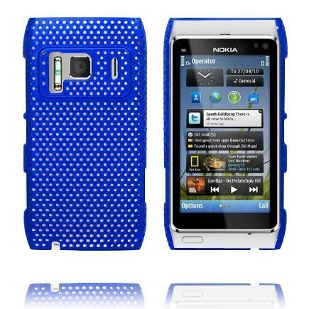 Atomic Sininen Nokia N8 Suojakuori