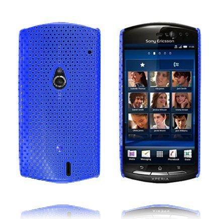 Atomic Sininen Sony Ericsson Xperia Neo Suojakuori